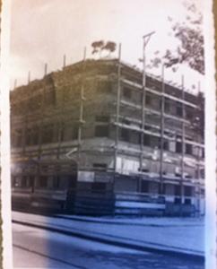 1940 - Construção do Hotel